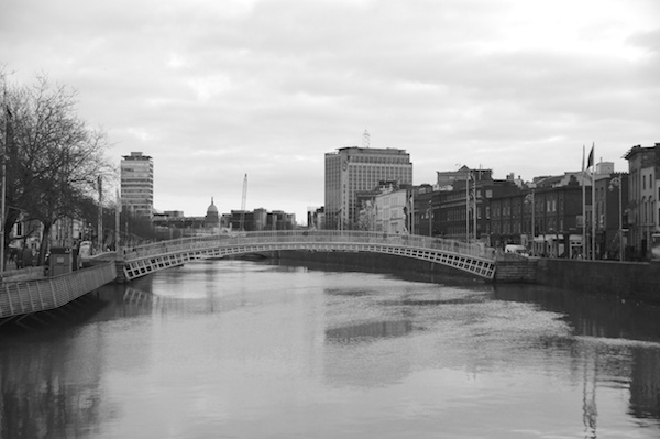 TDR The Liffey